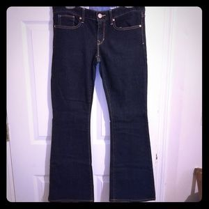 Gap Curvy 1969 Jeans.